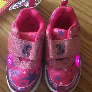 b677d501a8f My Little Pony Shoes | New Light Up Mlp | Poshmark